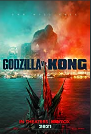 Godzilla vs Kong in Real 3D Dolby